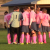 Soccer Pinks Out