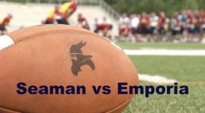 Football: Seaman vs Emporia