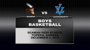 Boys Basketball vs Leavenworth Live Stream