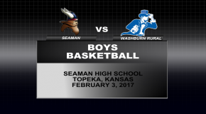 Boys Basketball vs Washburn Rural